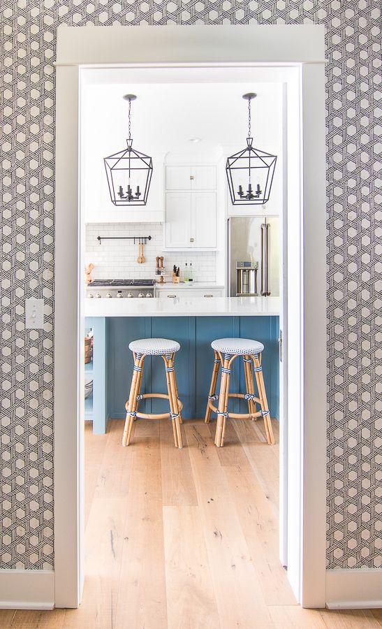 Butler S Pantry Wallpaper Pantry Wallpaper House Design Home