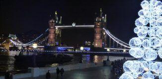 Atrações de Londres em novembro de 2016