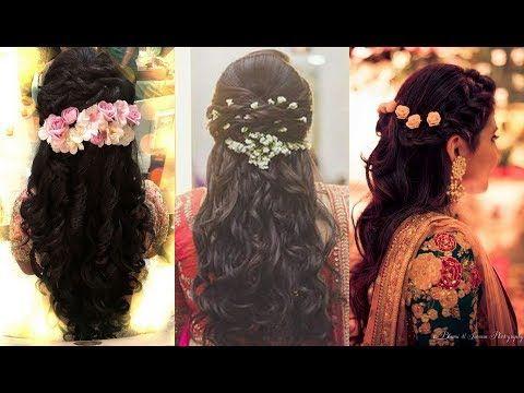 Satakshi Bengali Bridal Reception Makeup Arpitas Bridal Mak Wedding Reception Hairstyles Bridal Hairstyle For Reception South Indian Wedding Hairstyles