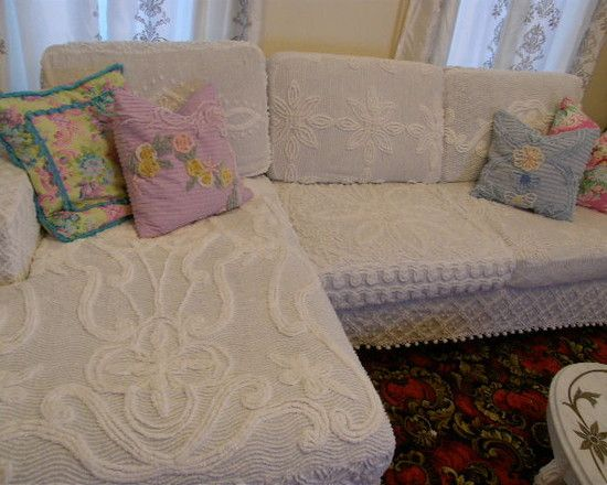 Chic Shabby Chic Couch And More Eclectic Design Shabby Vintage Shabby