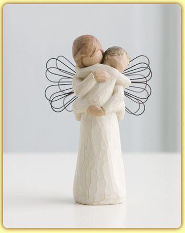 фигурки из дерева от Сьюзан Лорди
