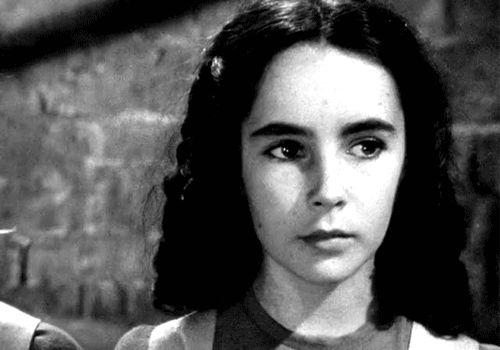 Elizabeth Taylor in Jane Eyre (1944)