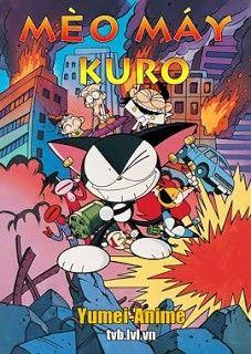 Phim Mèo Máy Kuro