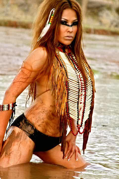 hot navajo women