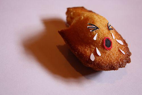 Pleurer comme une madeleine