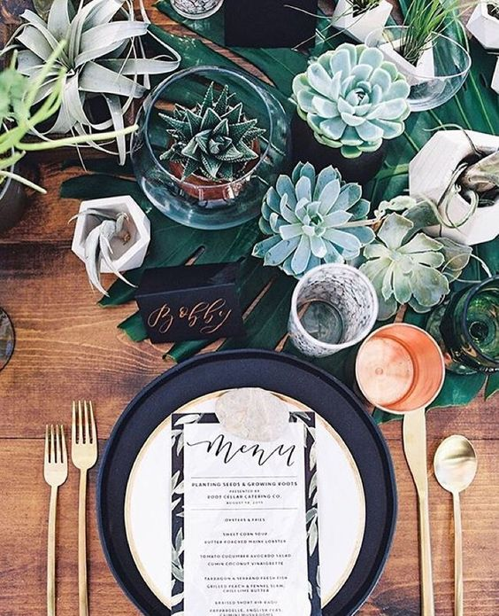 A table can never be too full of beautiful things   Photo @jenwojcik Florals @isariflowerstudio Calligraphy @twinkleandtoast RG @thefighouse