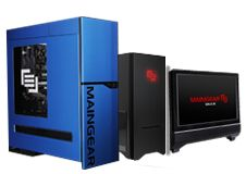 maingear yah there are companies who still make desktops. Their new line has generation 3 / Ivy Bridge intel chipsets