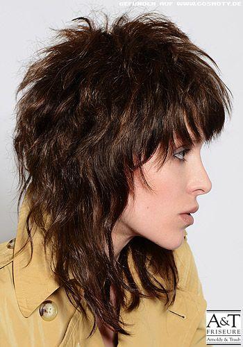 Frisuren Bilder Vokuhila Mit Grosszugigen Wellen Fur Schones Volumen Frisuren Haare Vokuhila Frisur Vokuhila Haarschnitt