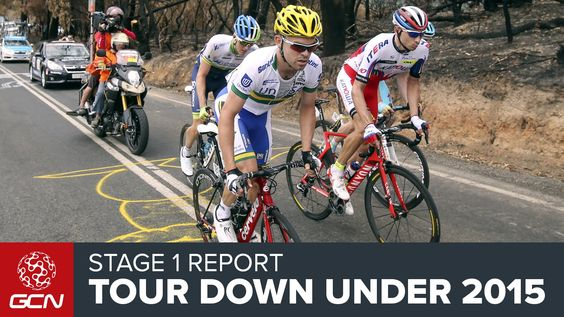 Tour Down Under 2015 - Stage 1 Race Report