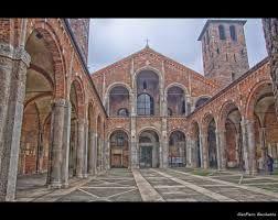"""Résultat de recherche d'images pour """"Basilica Sant'Ambrogio"""" Piazza Sant'Ambrogio, 15, 20123 Milano, Italie"""