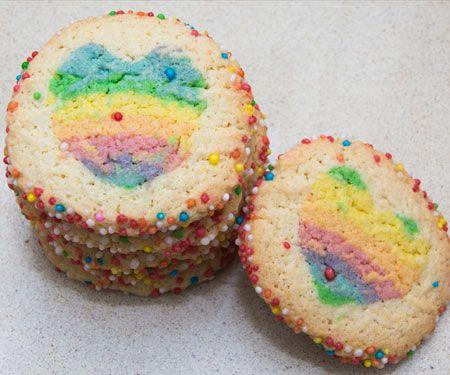 עוגיות לב קסומות