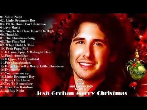 Josh Groban Christmas.Josh Groban Christmas Songs Josh Groban Christmas