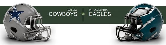 Philadelphia Eagles at Dallas Cowboys AT&T Stadium — Arlington, TX on Sun Oct 30 at 7:30pm, From $40.00