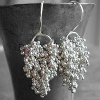 like sparkles on the water - beautiful jewelry at Laine online