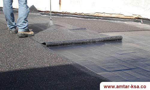 استخدام أفضل مواد عزل اسطح لحماية منزلك