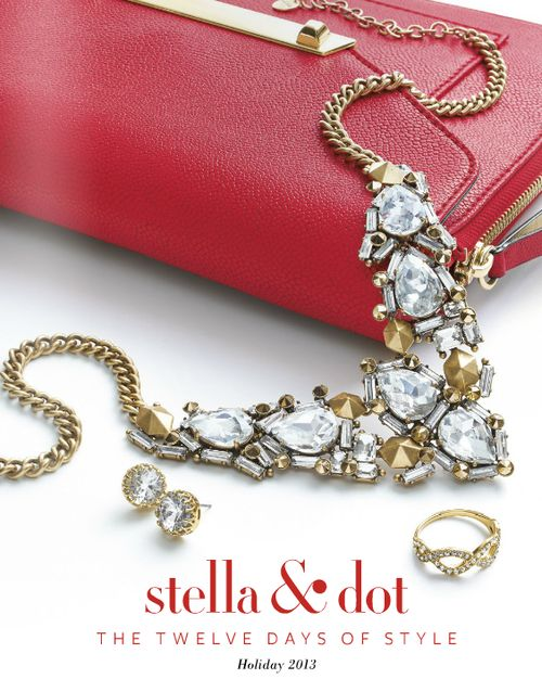 Sneak peek from the new Stella & Dot Holiday Collection.http://martinifan.tumblr.com/post/62248038058/sneak-peek-from-the-new-stella-dot-holiday