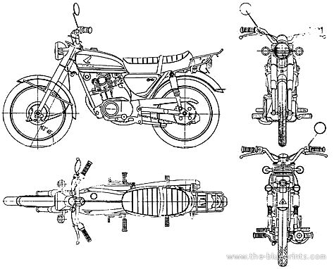 Honda Cb Cafe Racer Motorcycles