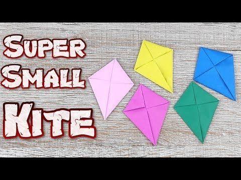 Origami Kite Base Instructions   360x480