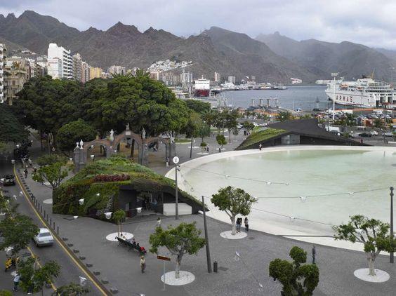 Plaza España HERZOG \ DE MEURON - Cerca con Google urban - nolte k che lago
