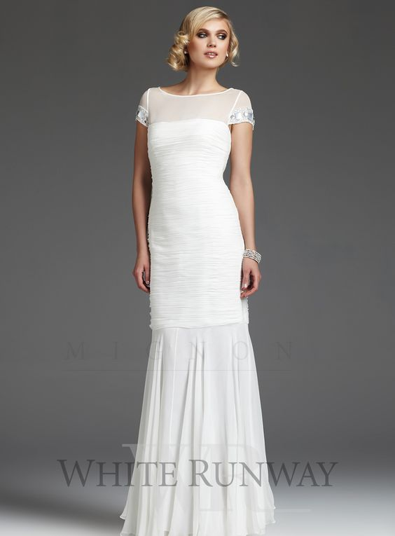 Kerry Bridal Embellished Gown  $750.00