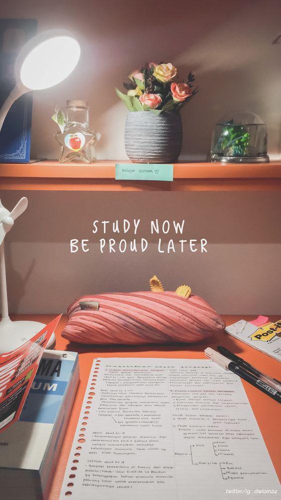 Hi follow me on instagram/twitter : @dwioin24  #study #studygram #studyblr #studygramindonesia #indonesia #soshum #cute #studyspace