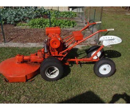 vintage gravely mower eBay