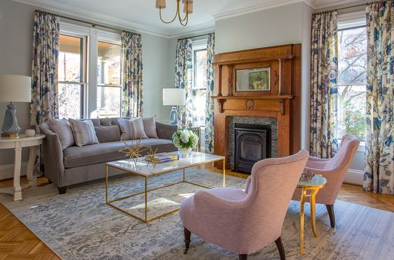 Victorian Chic House With A Modern Twist: Classic Victorian