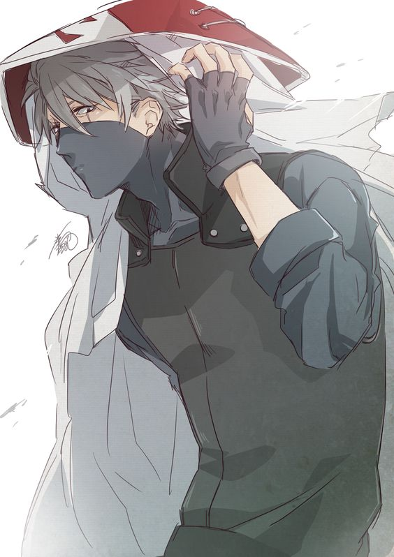 Tags: Fanart, NARUTO, Hatake Kakashi, Pixiv, PNG Conversion, Fanart From Pixiv, Pixiv Id 3078461, Naruto The Movie: The Last
