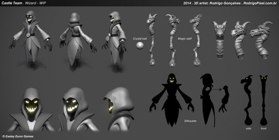 What Are You Working On? 2014 Edition - Page 300 - Polycount Forum