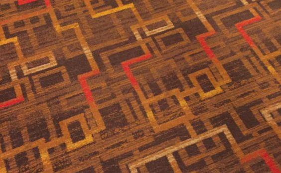 The Carpets of CES, 2016 Edition | Boing Boing