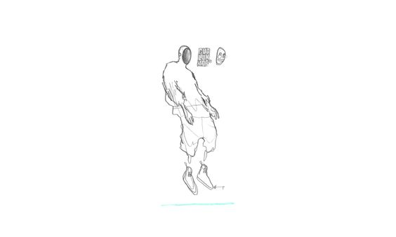 THE DAILY SKETCHBOOK ARCHIVES #1564