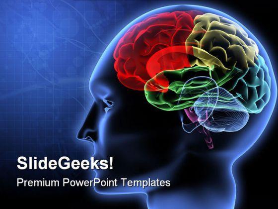 Brain Powerpoint Templates Free Download Free Brain Powerpoint