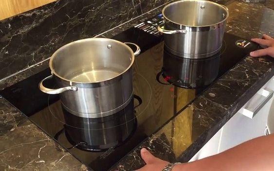 Những sai lầm khi sử dụng khiến bếp từ Munchen nhanh hỏng