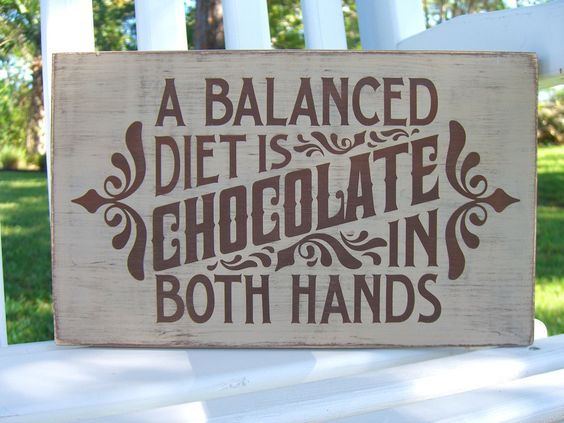 Kitchen Signs Decor Funny Signskitchen Home Decorchocolate Loverssigns With Quotes