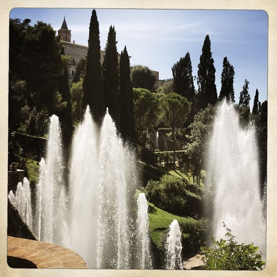 b1cf3e8cb52157809b0da1b5710bcb84 - Barberini Gardens Of The Pontifical Villas