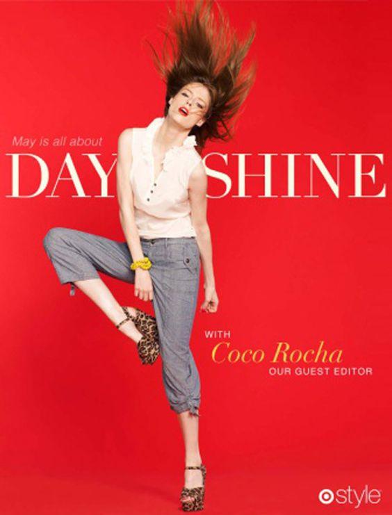 A modelo Coco Rocha mostra como fazer 60 poses em menos de 30 segundos e como é difícil a arte de posar e pular para as famosas fotos no ar dos editoriais.