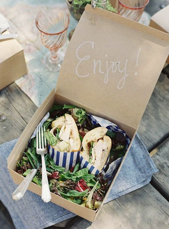 Need new ideas for lunches. Heres some fresh inspiration | DunnDIY.com | #DIY #inspiration: