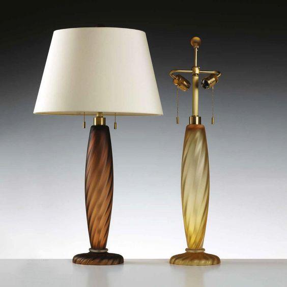 Donghia - 1995 https://houseoluv.com/en/catalog/ondoso-table-lamp-p-32939/