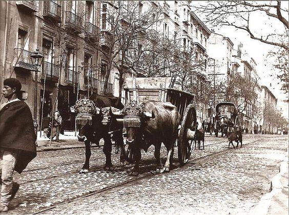 1900. Calle de Atocha | por Nicolas1056