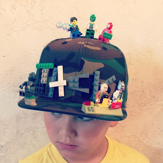 Crazy Hat Day Boys