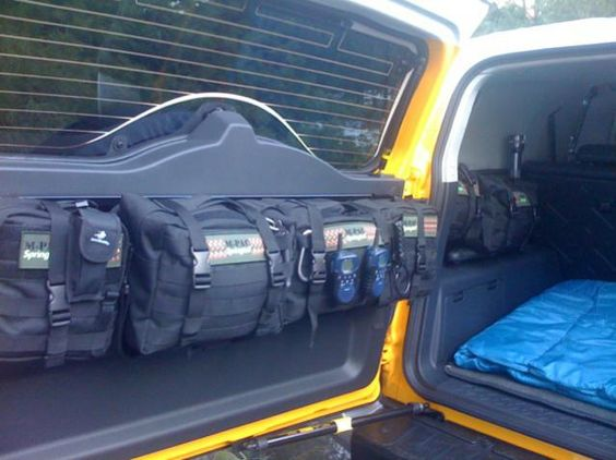 Bug Out Vehicle Storage : Car edc every day carry pinterest bags