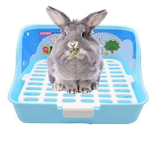 Wyok Rabbit Cage Litter Box Easy To Clean Potty Trainer F Https Www Amazon Com Dp B07812glyy R Hotel Collection Bedding Brooklyn Bedding Carefresh Bedding