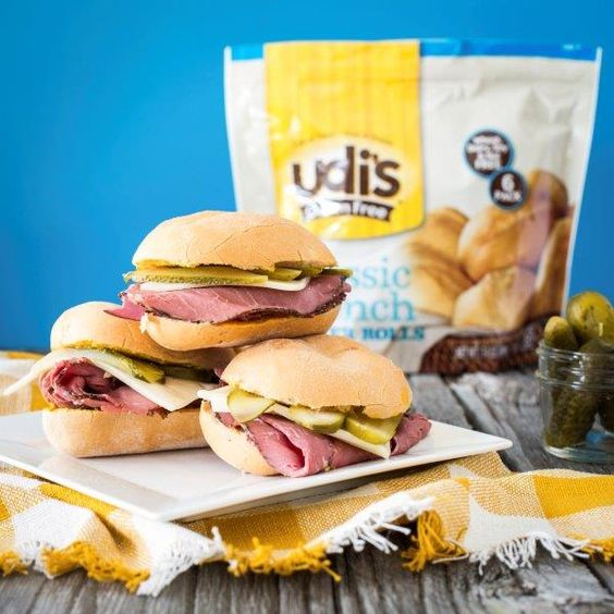 Is there anything better than a new spin on a classic? Try these gluten-free Pastrami Sliders for a delicious lunch.