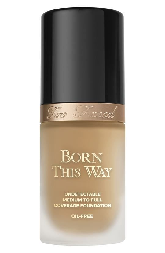 Teresa Giudice S Makeup On Extra And Good Morning America Oil Free Foundation Born This Way Skin Moisturizer