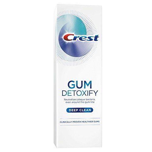 Crest Gum Detoxify Deep Clean Toothpaste 41 Ounce Click For Special Deals Dizajn Upakovki Upakovka Dizajn Etiketki