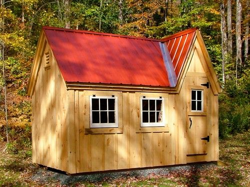 Diy plans 8x12 doll house shed kids playhouse backyard for Kids playhouse shed