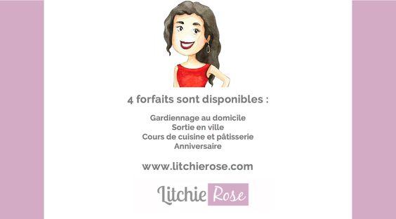 #LitchieRose #Nanny #Montreal