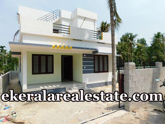 Below 25 Lakhs 3 Cents 1000 Sqft New House Sale Near Vellanad Junction Trivandrum