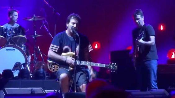 Pearl Jam - Waiting On A Friend - Oslo (June 29, 2014)