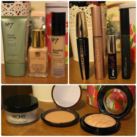Sunshine On A Cloudy Day Blog :): Everyday Make-Up; What's My Face Worth?!
